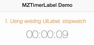 MZTimerLabelScreenshot